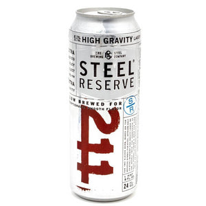 Steel Reserve 211 24oz Can