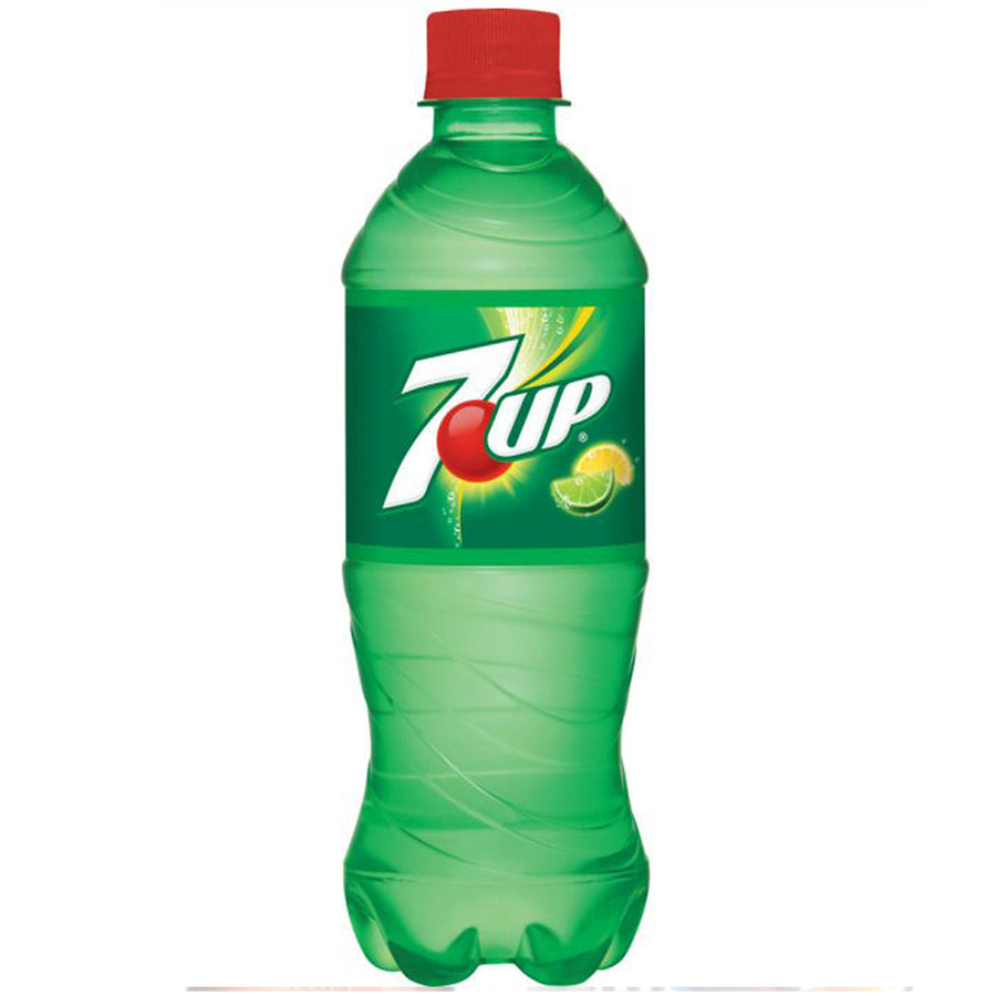 7UP SODA 20 oz
