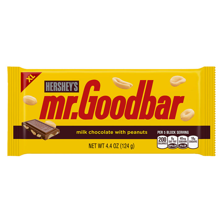 HERSHEY'S MR. GOODBAR Candy Bar
