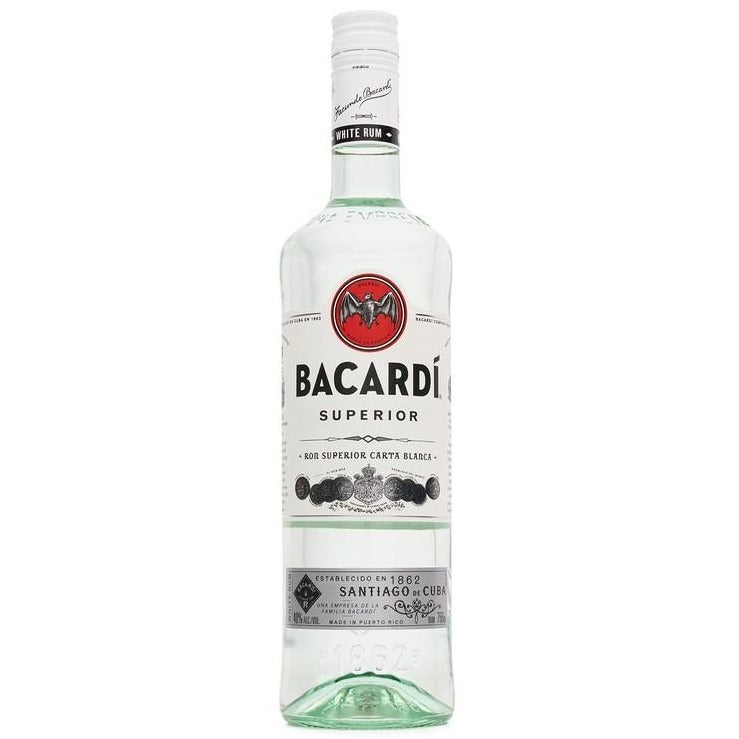 Bacardi Superior Rum 750ml