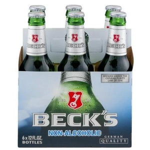 Beck's Non-Alcoholic 12oz Beer 6 Pack