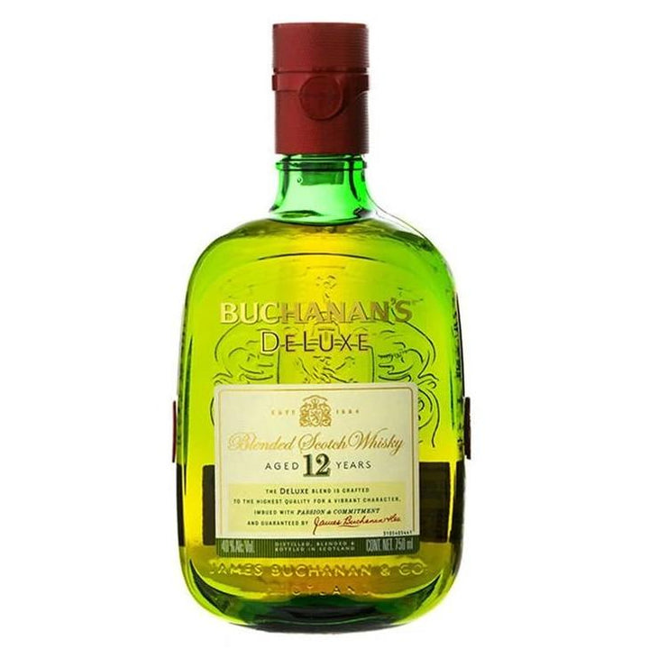 Buchanan's 12 Year Scotch 750ml