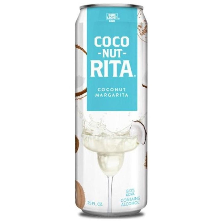 Bud Light Coco-Nut-Rita 25oz Can
