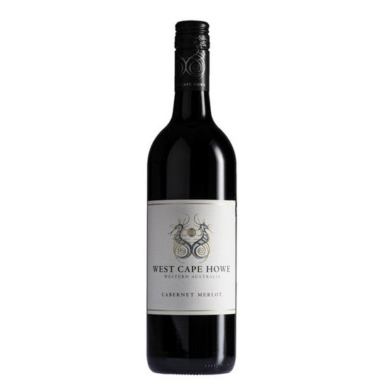 Cape West Merlot 750ml