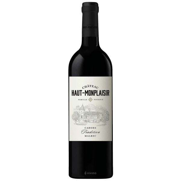 Chateau Haut Monplaisir Tradition Malbec 750ml