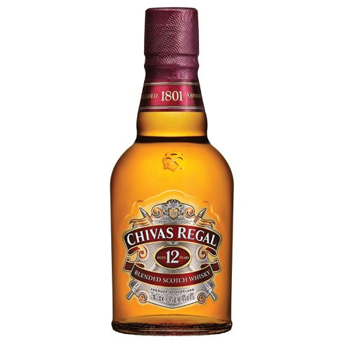 Chivas Regal 12 Year Whisky 375ML