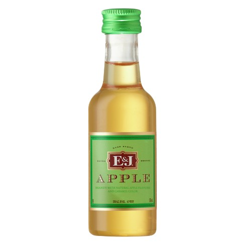 E & J Apple Brandy 50ML