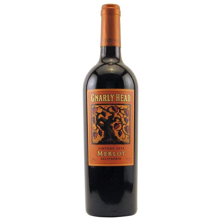 Gnarly Head Merlot 750ml