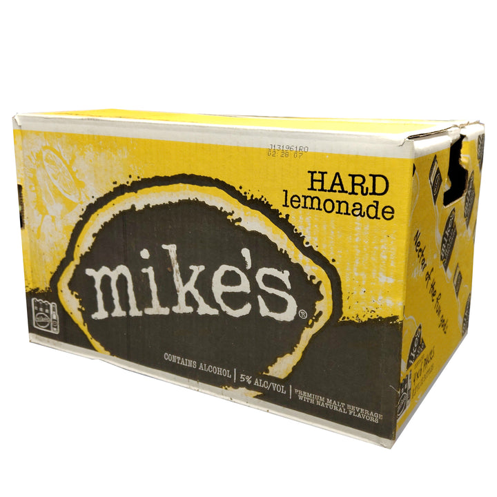 Mike's Hard Lemonade 12oz Bottle 24 Pack