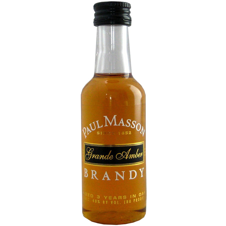Paul Masson Grande Amber Brandy 50ml