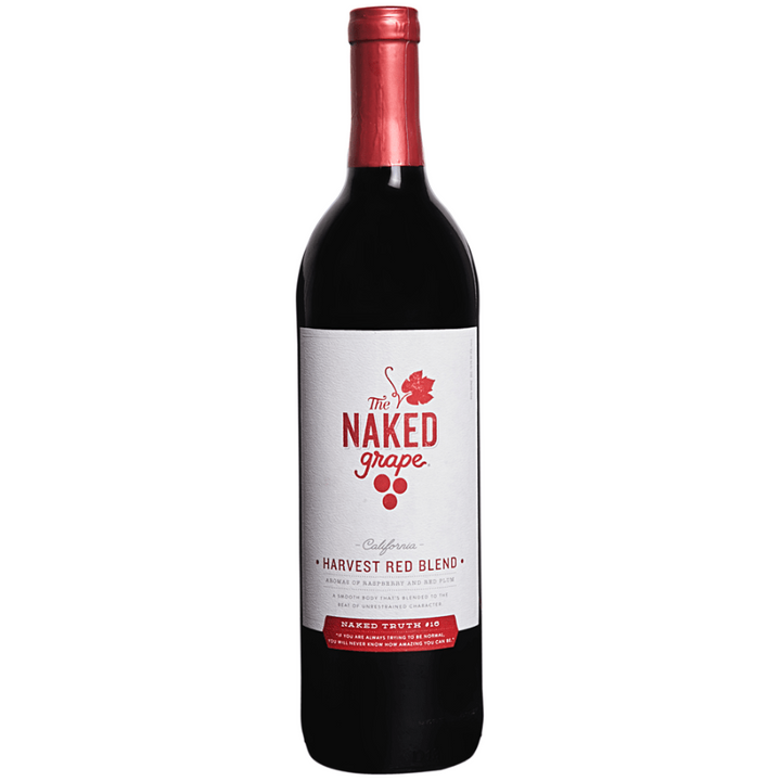 The Naked Grape Harvest Red Blend 750ml