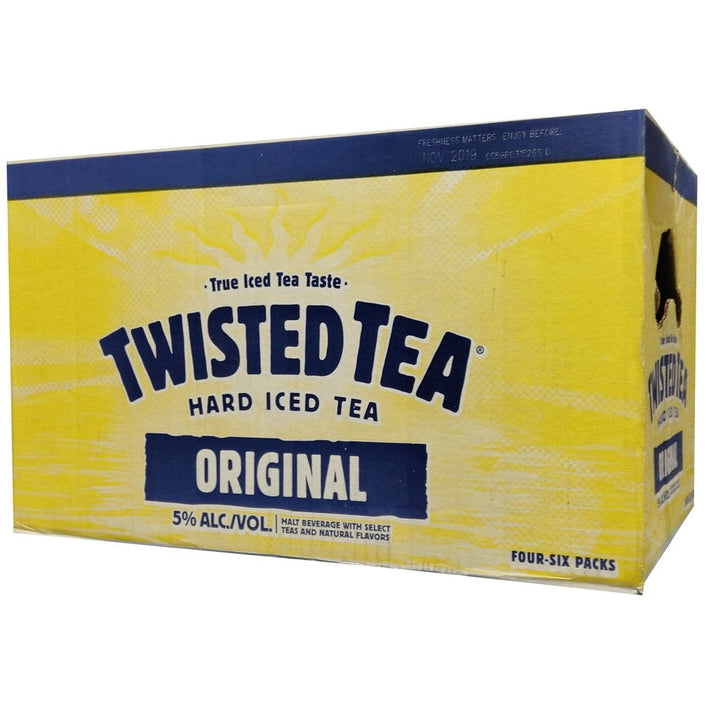 Twisted Tea 12oz Bottle 24 Pack