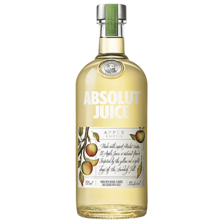 Absolut Apple Juice Edition 750ml