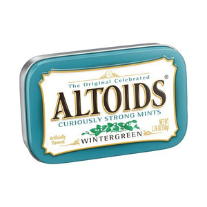Altoids Wintergreen Strong Mints