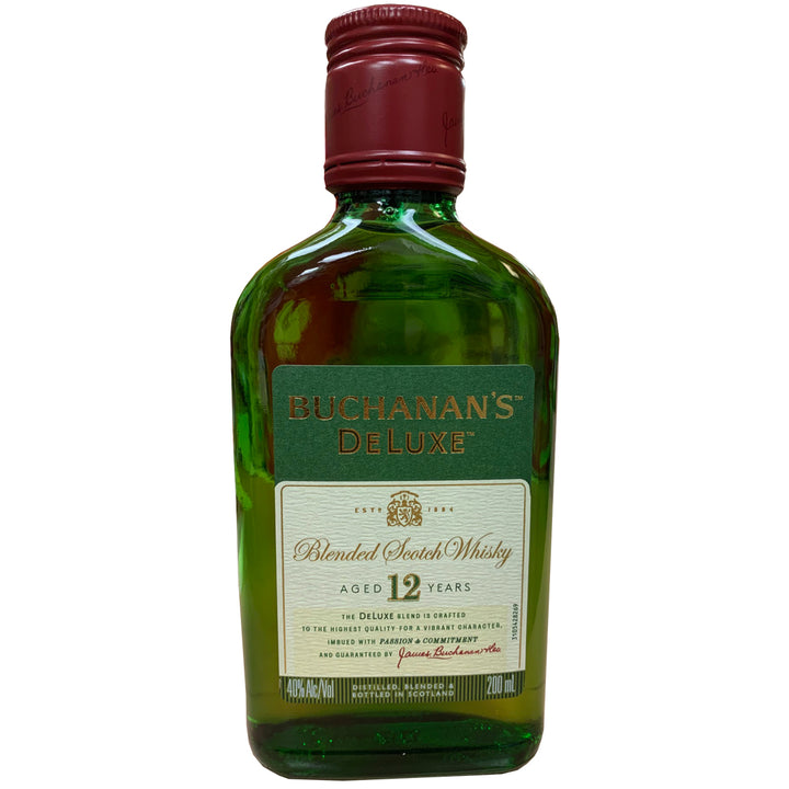 Buchanan's 12 Year Scotch 200ml