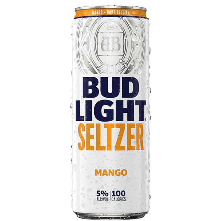 Bud Light Seltzer Mango 25 oz Can