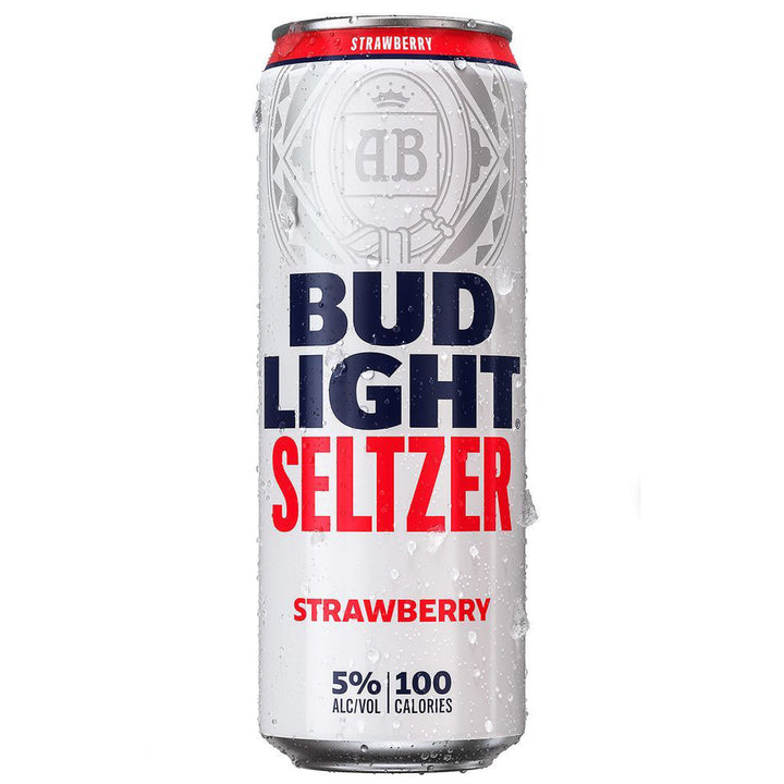 Bud Light Seltzer Strawberry 25 oz Can