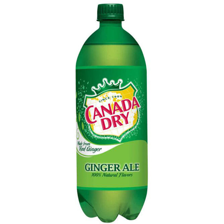 Canada Dry Ginge Ale 1L