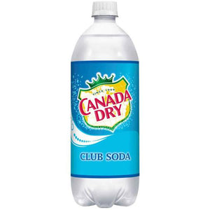 Canada Dry 2 liter