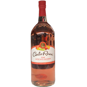 Carlo Rossi Pink Moscato Sangria 1.5L