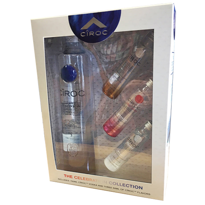 Ciroc Vodka Gift Set