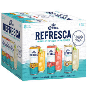 Corona Refresca Variety Pack 12oz Can 12 Pack