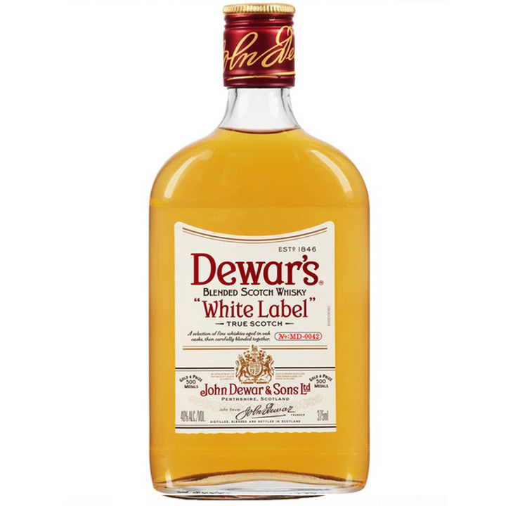 DEWAR'S WHITE LABEL SCOTCH WHISKY 375ml