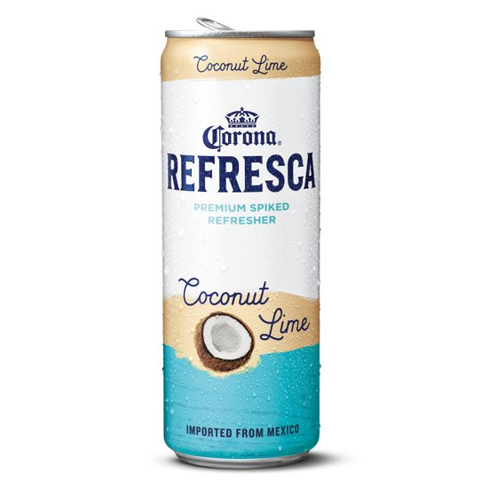 Corona Refresca Coconut Lime 12oz Can