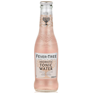 Fever Tree Aromatic Tonic Water 6.8 oz Bottle