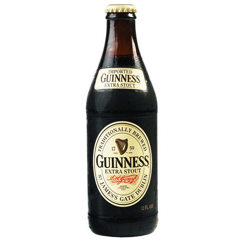 Guinness Extra Stout 11.2oz Bottle