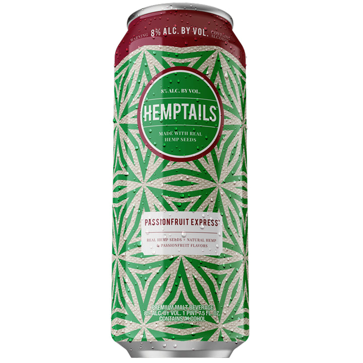 Hemptails Passionfruit Express 24oz Can