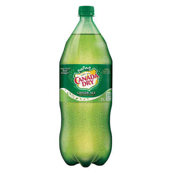 Canada Dry Ginger Ale 2L