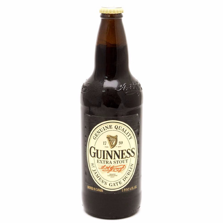 Guinness Extra Stout 22oz Bottle