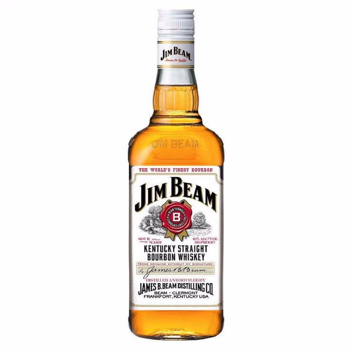 Jim Beam Bourbon Whiskey 750ml