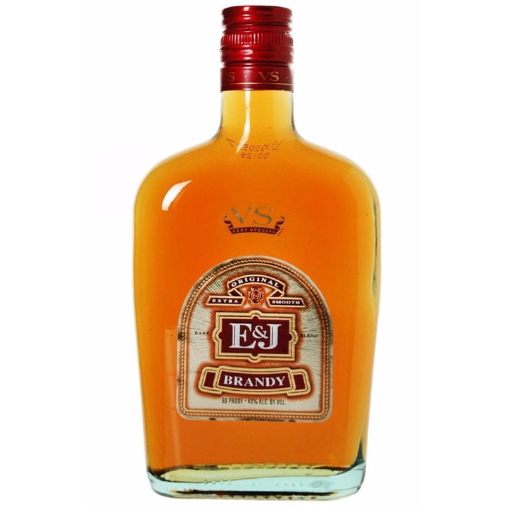 E & J Brandy VS 375ml