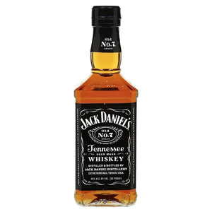 Jack Daniel's Old No. 7 Tennessee Whiskey 375ml
