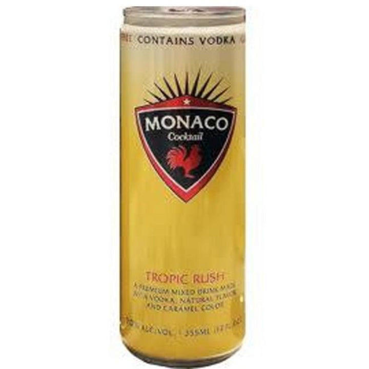 Monaco Tropic Rush Cocktail 12oz
