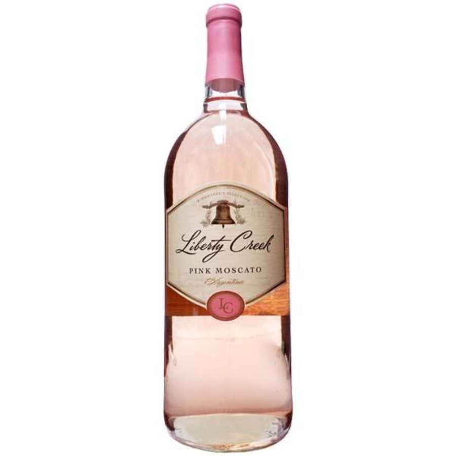 Liberty Creek Pink Moscato 1.5L