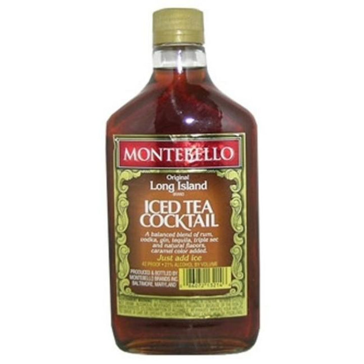 Montebello Long Island Ice Tea 375ml