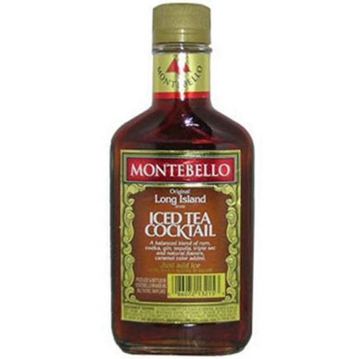 Montebello Long Island Iced Tea 200ml