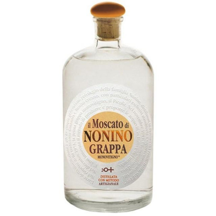 Moscato Nonino Grappa 750ml