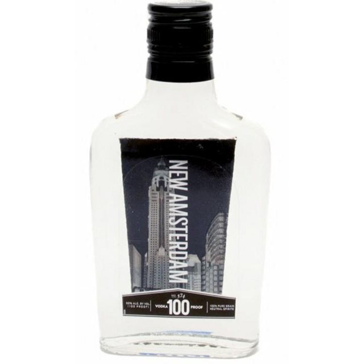 New Amsterdam 100 Proof Vodka 50ml