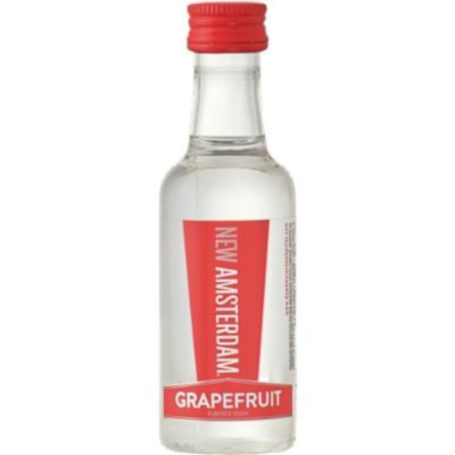 New Amsterdam Grapefruit Vodka 50ml