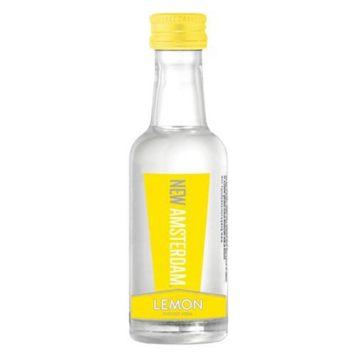 New Amsterdam Lemon Vodka 50ml