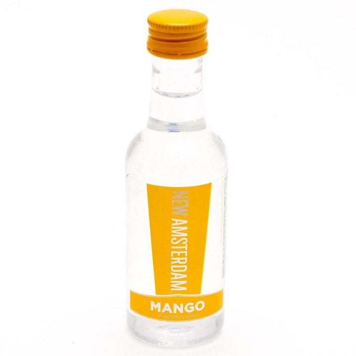New Amsterdam Mango Vodka 50ml