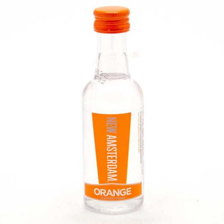 New Amsterdam Orange Vodka 50ml