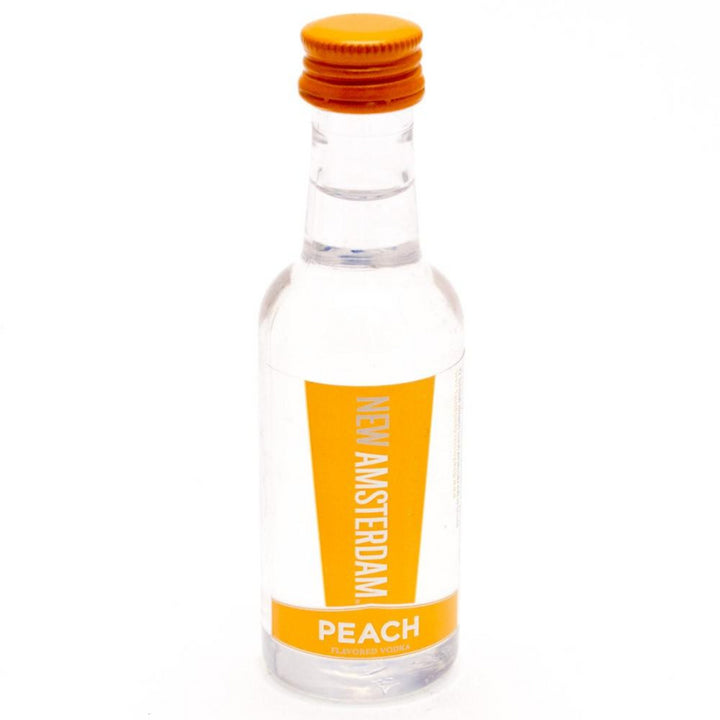 New Amsterdam Peach Vodka 50ml