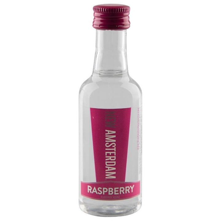 New Amsterdam Raspberry Vodka 50ml