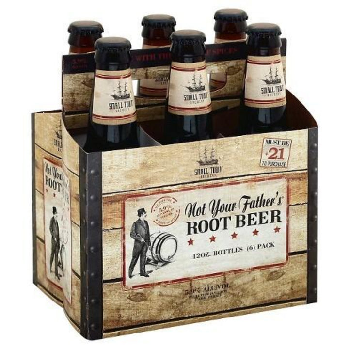 Not Your Father's Root Beer 12oz Bottle 6 Pack