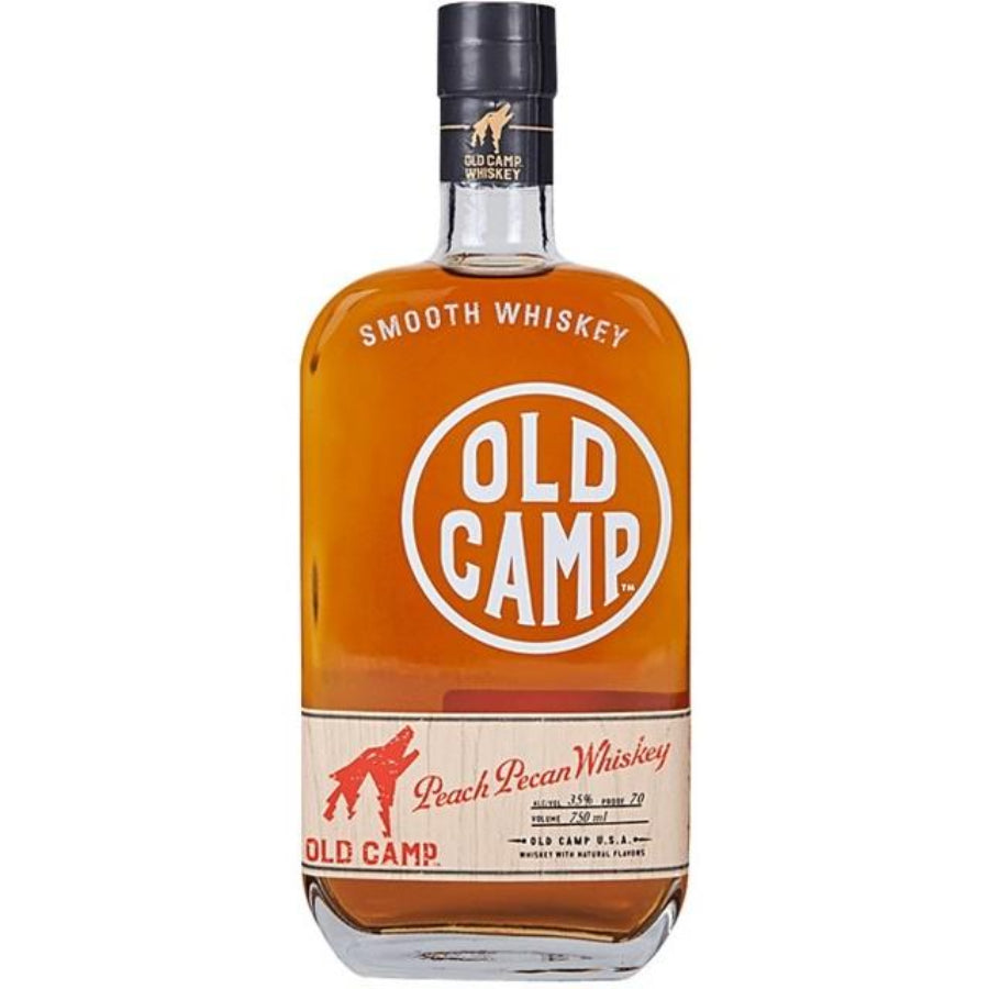 Old Camp Peach Pecan Whisky 100ml